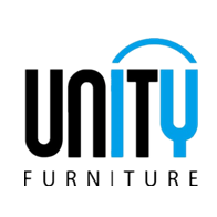 Unity Furniture | Office Desk, Chair, Table, Files & Storage Cabinet Logo